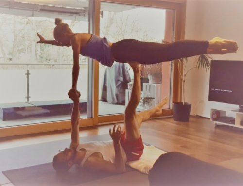 Acro Yoga Training – gemeinsam wachsen